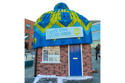 Anglian Water takes giant woolly hat on tour | Experiential News! | Scoop.it