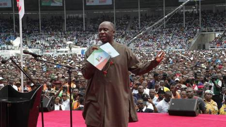 Photos: APC Presidential Candidates Campaigns/Mega Rally In Port Harcourt, Rivers State. | Roger Pollock | Scoop.it