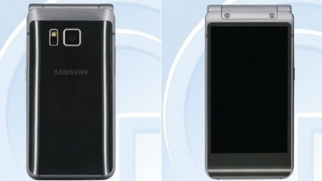Samsung takes cue from Adele, prepares to launch flip phone   Tech News   Scoop.it