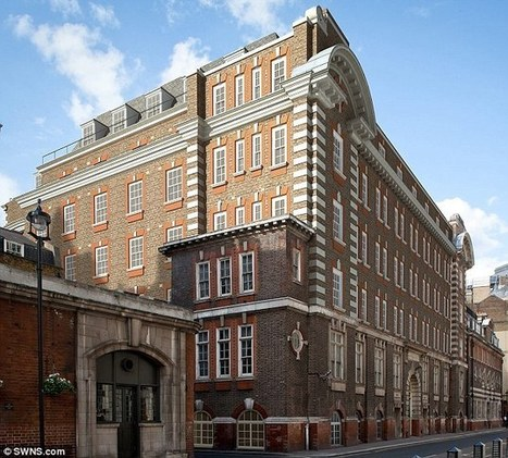 Great Scotland Yard HQ to be turned into luxury hotel with £10K rooms | retail and design | Scoop.it