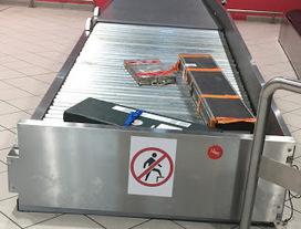 Malgré l'état d'urgence des armes circulent librement dans les aéroports | Brèves de scoop | Scoop.it
