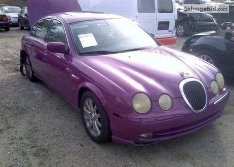 2000 JAGUAR S-Type | Online Auto Auction | Scoop.it