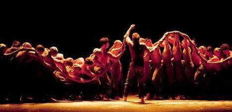 La magia de la danza domina a la naturaleza en Peralada   Terpsicore. Danza.   Scoop.it