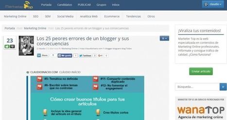 Los mejores agregadores de noticias en español | Social Media | Scoop.it