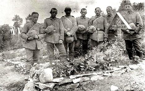 Lectures franco-allemandes sur 14-18 / 11 «Die Legende vom toten Soldaten» («La légende du soldat mort») de Bertolt Brecht | Le SauteRhin | Merveilles - Marvels | Scoop.it