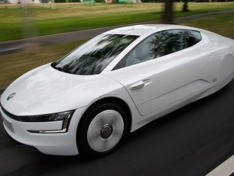 VW XL1: The world's most efficient 'production' car debuts in the U.S. (261 MPG) | Business-Funding-Insider | Scoop.it