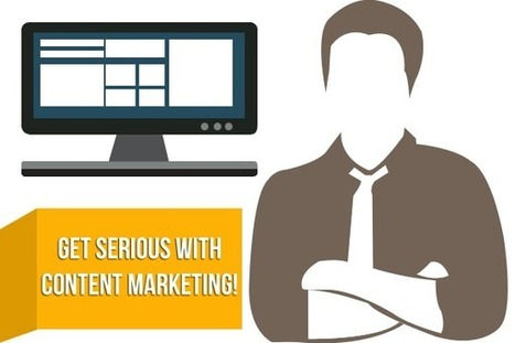 Let's Get Down To Business! Time To Get Serious With Content Marketing | Syntactics Inc - Business Process Outsourcing in the Philippines | curations | Scoop.it