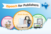 Text-to-speech startup iSpeech launches publisher platform; Evernote, Pearson first clients | Digital-News on Scoop.it today | Scoop.it