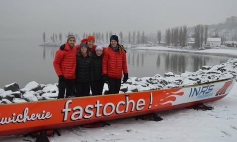 C'est parti pour la saison 2015 de l'équipe Fastoche!/INRS | Eau Terre Environnement | Le canot à glace - Ice canoeing | Scoop.it
