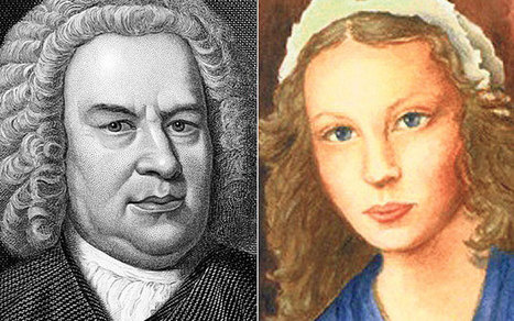 Did Bach's wife write his finest works?   - Telegraph | Music, Theatre, and Dance | Scoop.it