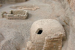 1,700-Year-Old Silk Road Cemetery Contains Mythical Carvings | L'histoire sur la toile | Scoop.it