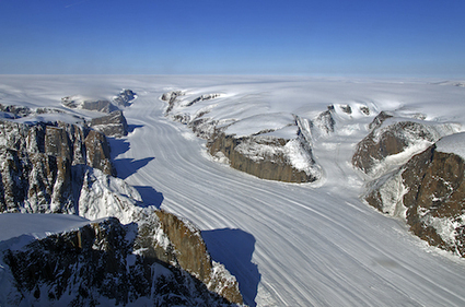 Greenland Glaciers More Susceptible to Melt Than Thought | Climate Central | All about water, the oceans, environmental issues | Scoop.it