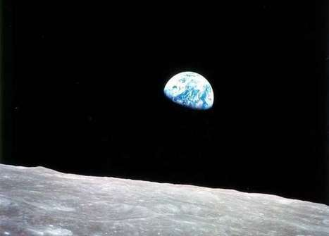 Exploring the moon today to learn more about Earth's youth billions of years ago | Geology | Scoop.it