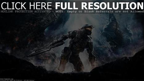 Halo 4 HD Wallpapers Games #3833 Wallpaper | gamejetz.com | gamesjetz | Scoop.it