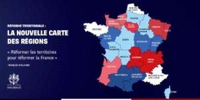 """Réforme territoriale : """"L'alliance des forces de Rhône-Alpes et de l'Auvergne""""   Com publique d'Auvergne   Scoop.it"""
