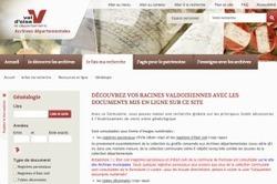 Archives du Val d'Oise : l'état civil est en ligne au complet   Histoire Familiale   Scoop.it