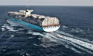 [2M] [MAERSK] [MSC] Alphaliner: Cracks in partnership between Maersk Line and MSC   Shipping Watch   Quick News Ports européens   Scoop.it