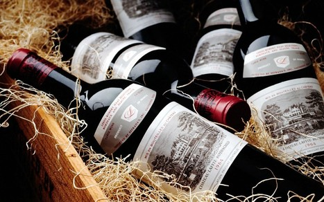 10,000 bottles of red wine found in abandoned Chinese house - Telegraph   China Luxury   Scoop.it