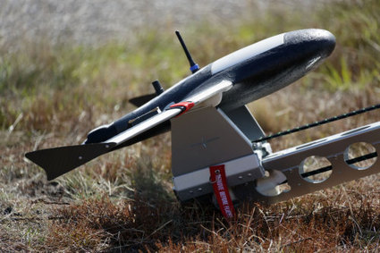 Drone Tech Winners and Losers at the Precision Aerial Ag Conference 2014 | Heron | Scoop.it