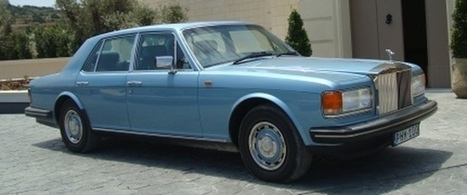 1985 Rolls-Royce Silver Spirit, St. Julian's, Malta - JamesEdition | Boatcare - We take care of all your Yachting Needs! | Scoop.it