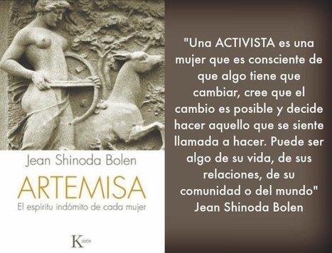 ARTEMISA: el espíritu indómito de las jóvenes valientes. Entrevista a Jean Shinoda Bolen | LVDVS CHIRONIS 3.0 | Scoop.it