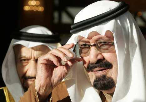 Le roi d'Arabie évoque la menace d'attentats en Europe et aux Etats-Unis ' Histoire de la Fin de la Croissance ' Scoop.it