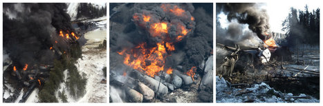 """Bomb trains"" continue to roll through heavily populated areas 