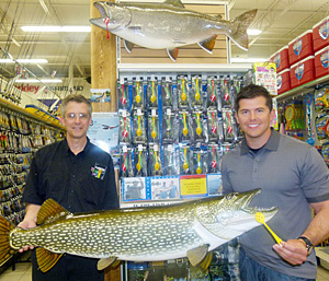 #YZF #NWT Canadian Tire duo come up with novel spoon lure product | NWT News | Scoop.it