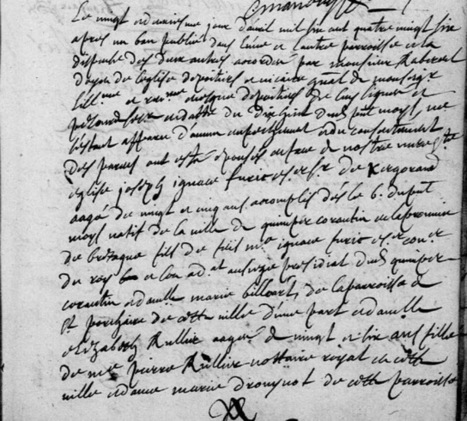 La Pissarderie: Kergorand, où est-tu ? | Rhit Genealogie | Scoop.it
