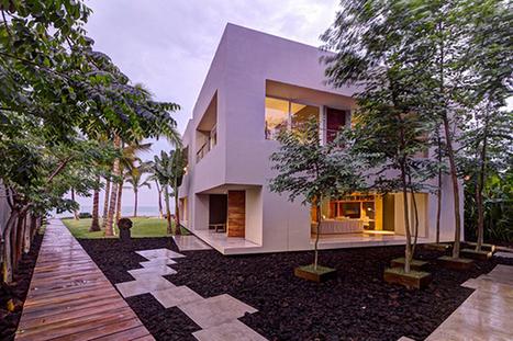 Breathtaking Home Blending With the Exotic Landscape | Designer | Scoop.it
