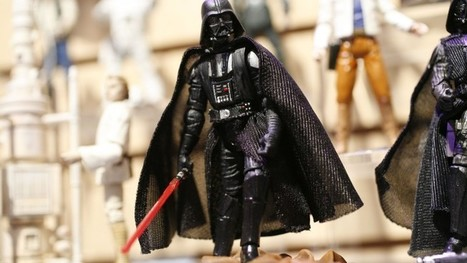 What Law Firms Can Learn From Darth Vader, Luke Skywalker & the Star Wars Movies (Perspective) | Legal Biz Dev | Scoop.it