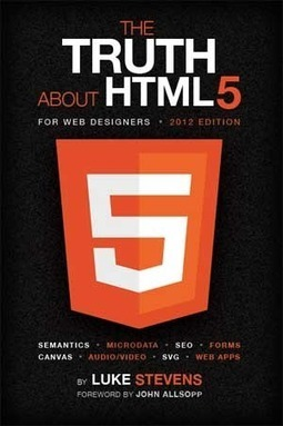 Review: The Truth About HTML5 For Web Designers | HTML5 Doctor | responsive design II | Scoop.it