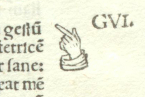 L'origine médiévale de l'hyperlien, des pointeurs et des smileys | Clic France | Scoop.it