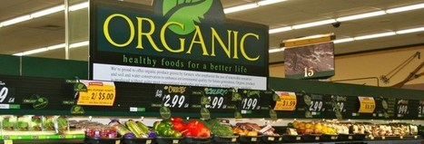 Sorry Monsanto: Organic Food Demand is Absolutely Exploding | sustainablity | Scoop.it