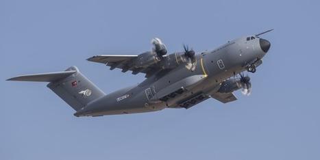 Crashde l'A400M : Anglais et Allemands suspendent les vols | Communication Sensible | Scoop.it