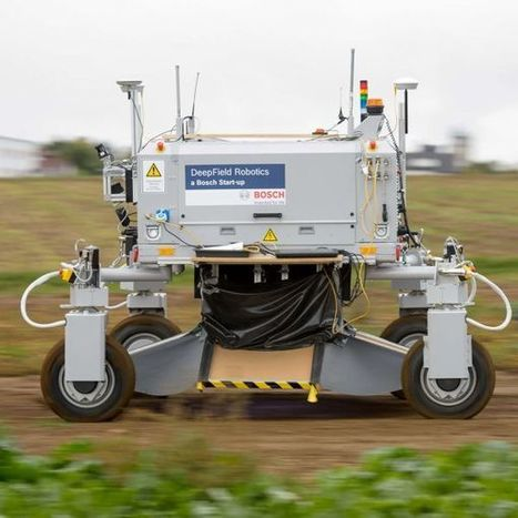 This Robot Uses Machine Learning to Kill Weeds, It May Eliminate Our Need for Herbicides | leapmind | Scoop.it