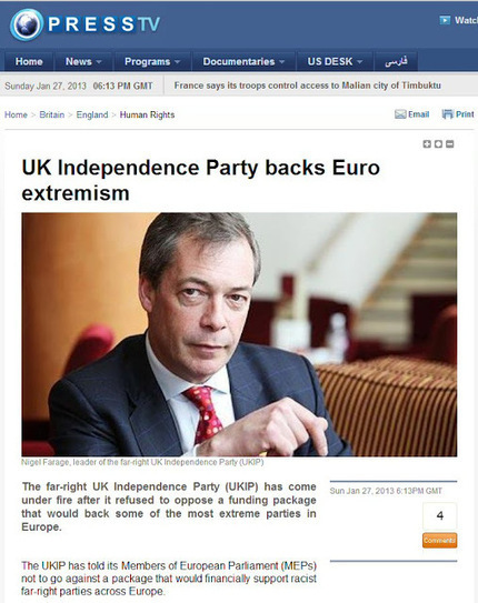 """Simon Darby: """"The alliance of the far-right extremists includes the British National party (BNP)"""" - yawn 