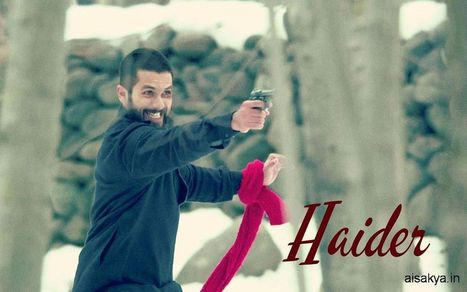Haider Movie Reviews | Haider Wallpapers With Trailer and Release Date Info | Bollywood Movie Reviews | Scoop.it