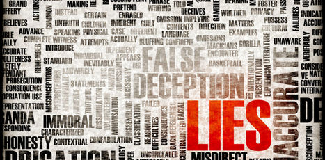 From dating profiles to Brexit – how to spot an online lie | Cyborg Lives | Scoop.it
