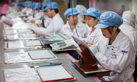 Responsabilité sociale : le rapport d'Apple pour l'été 2012   Développement durable et efficacité énergétique   Scoop.it