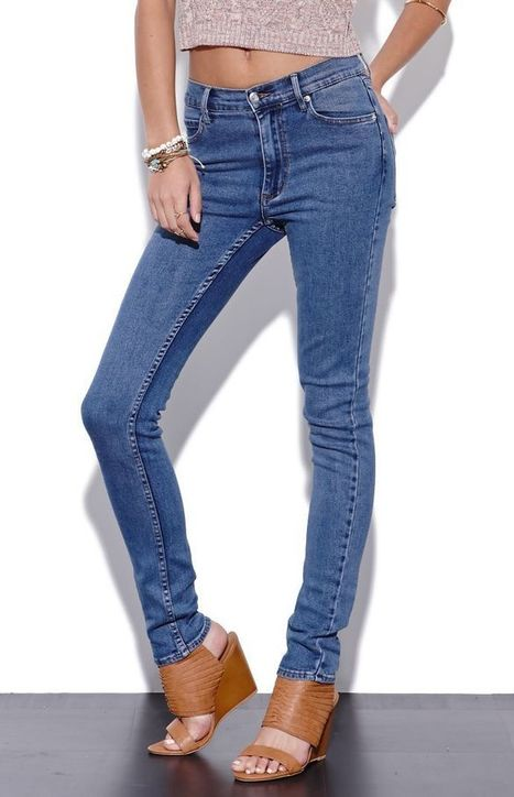 Cheap Monday Women's Jeans - Great Selection and Great Deals | thejeangirlshop | Scoop.it