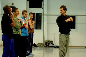 Why I Choreograph: Ohad Naharin | Music, Theatre, and Dance | Scoop.it