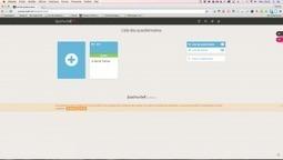 Quizzyourself: une très bonne solution de quiz en ligne avec collecte des résultats | Le coutelas de Ticeman | Numérique & pédagogie | Scoop.it