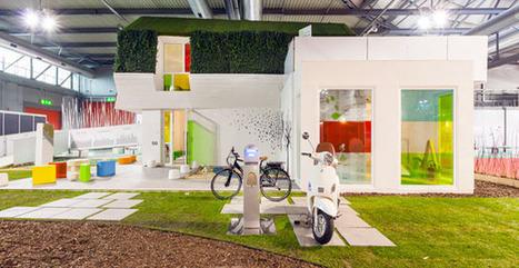 Green Kinder House: un prototipo in scala naturale a MADE 2012 | Il mondo che vorrei | Scoop.it
