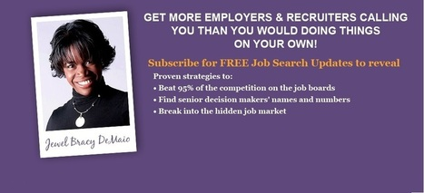 The Perfect Job Solution — Get employers & recruiters to call YOU for that perfect job, GUARANTEED!   perfect job solution   Scoop.it