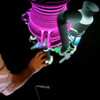 Elon Musk demos virtual reality software for designing rocket parts | 3d Innovations | Scoop.it