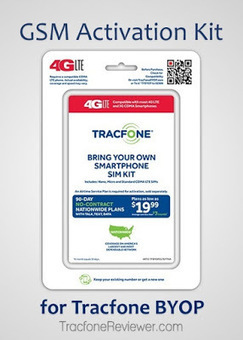 TracfoneReviewer: GSM Activation Kit for Tracfone BYOP Available   Tracfone Reviews and Promo Codes   Scoop.it