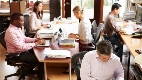 Open-Office Plans Distract, Demotivate, and Spread Illness | Big Think | Cognition et al. | Scoop.it