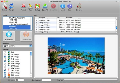 CF Card Recovery for Mac 3.0.1 | cfcardrecovery | Scoop.it
