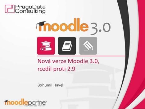Nová verze Moodle 3.0 | Blog | O Moodle a možná víc | Scoop.it